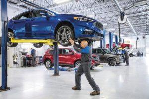 Счетоводство на автосервизи